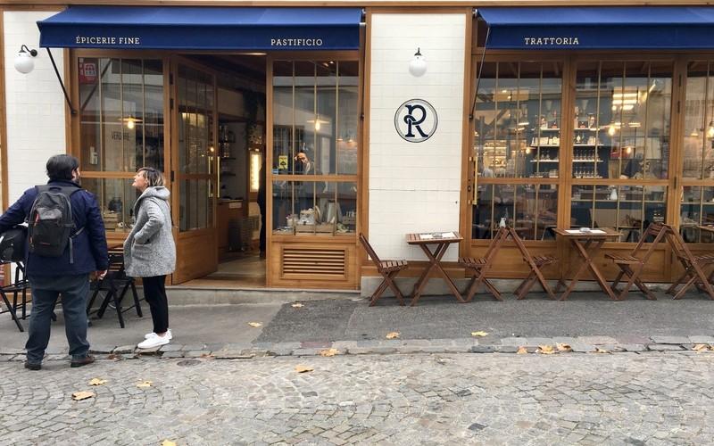 Restaurant italien à Paris quartier Abbesses