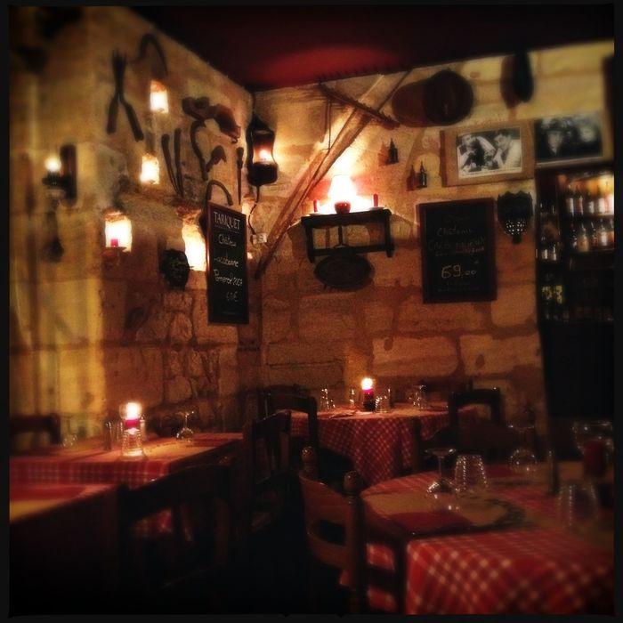 Bordeaux restos ©aunomi