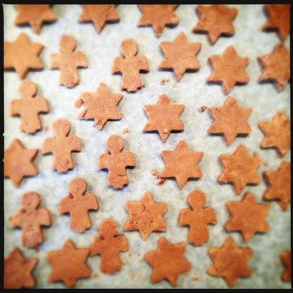 Biscuits sablés sucrés au chocolat Milka ©aunomi