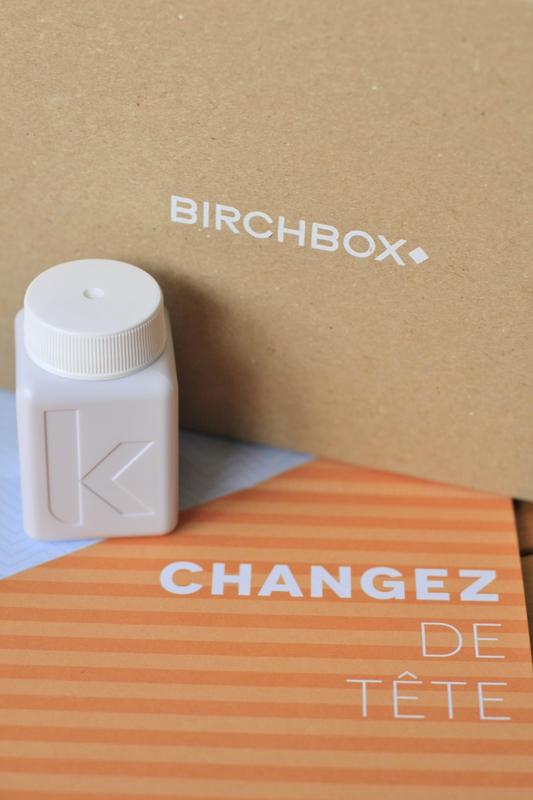 Box beauté Birchbox janvier 2014 ©aunomi