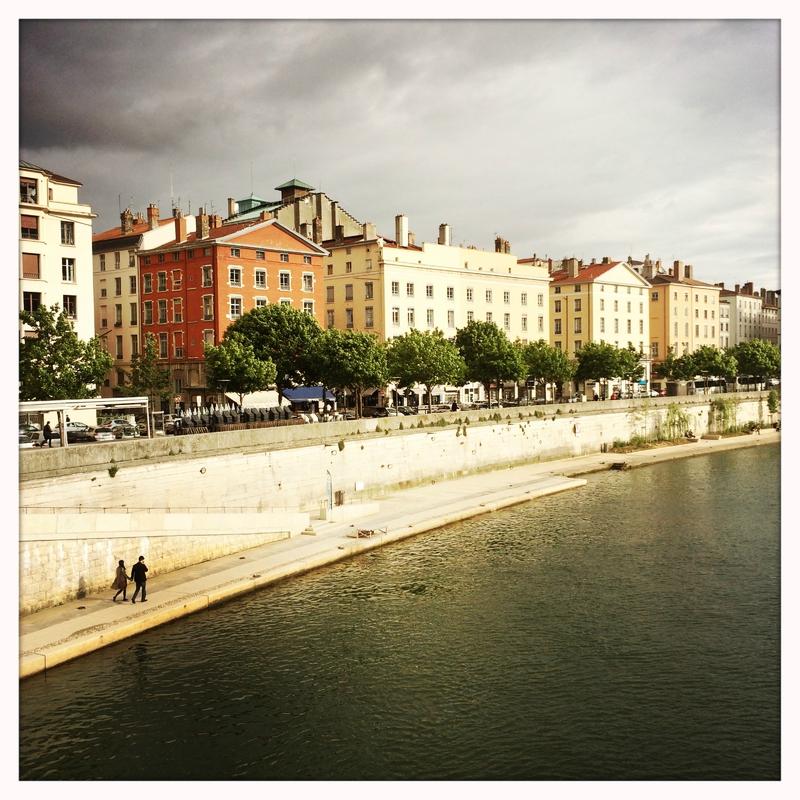 Découvrir la France, un week-end à Lyon ©aunomi