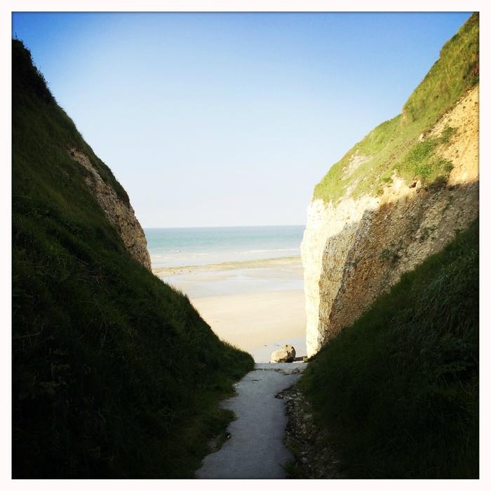 Week end à la mer en Normandie avec Iphone et Hipstamatic ©aunomi