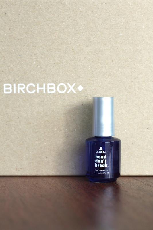box beauté BIRCHBOX septembre 2014 ©aunomi