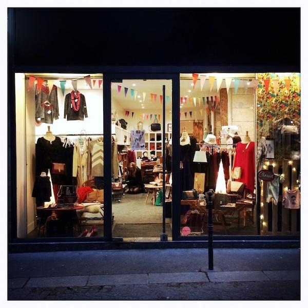 Boutique Oasis Ephémère créateurs mode