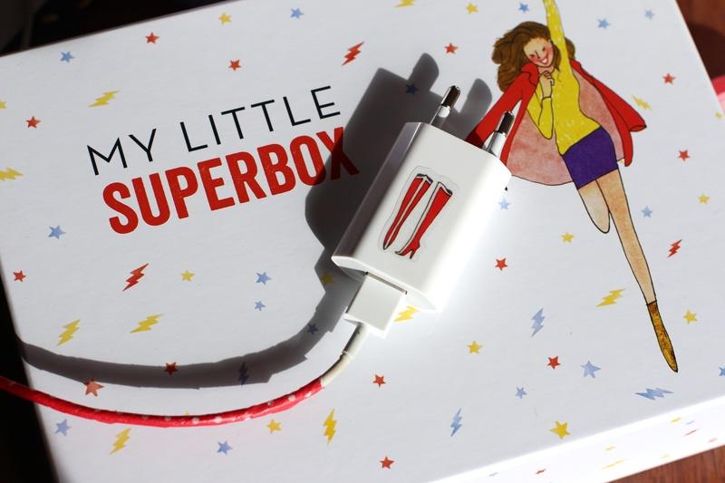 Contenu My Little Superbox mars 2015