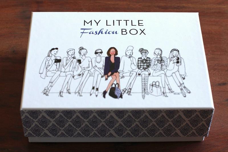Contenu My Little Fashion Box septembre 2015