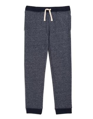 Pantalon molleton bleu Monoprix kids