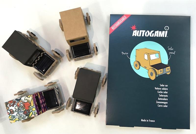 Autogami-Concours Lépine - Foire de Paris ©aunomi