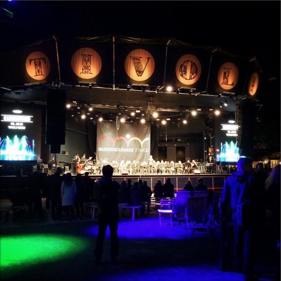 Attractions à Copenhague Tivoli ©aunomi
