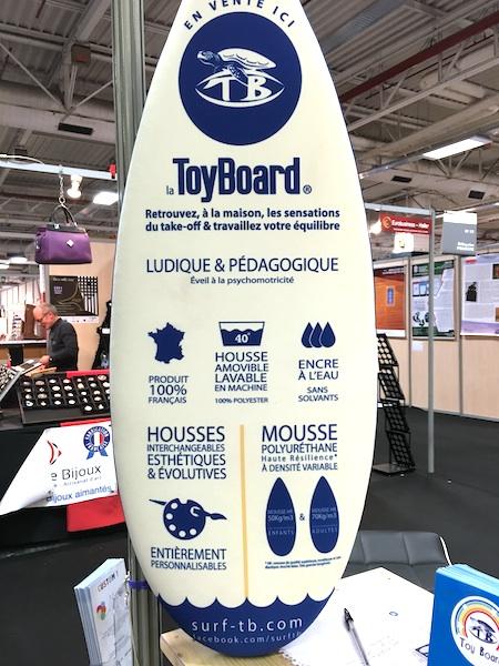 Foire de Paris - Concours Lépine - La Toy Board ©aunomi